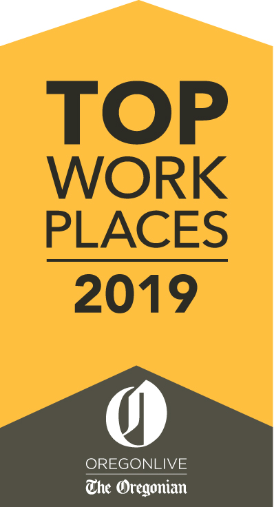 Top Places to Work 2019 Logo