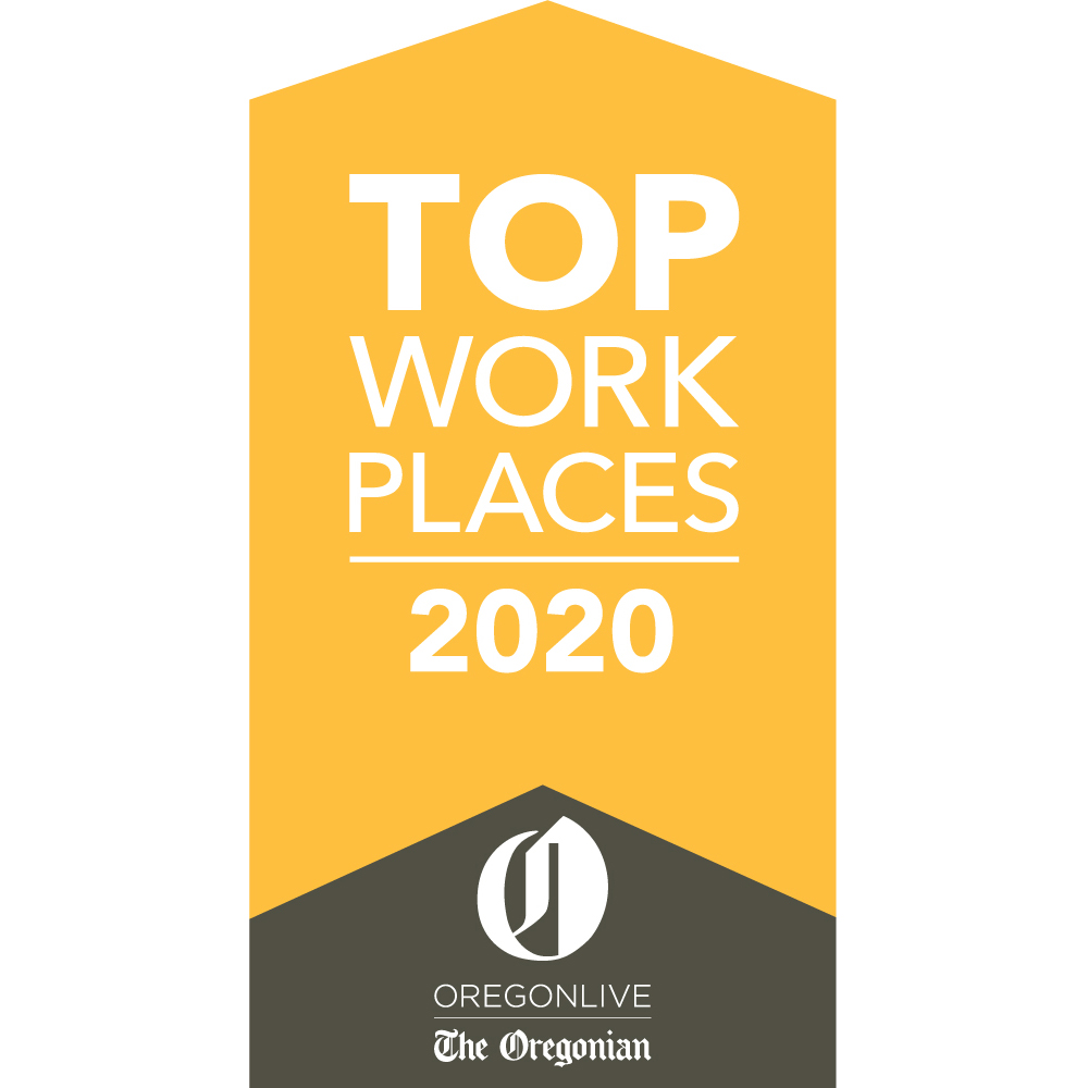 Top Work Places 2020 Emblem